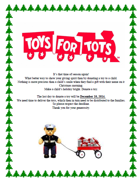 Toys For Tots 2014 Application : Toys for tots quotes quotesgram