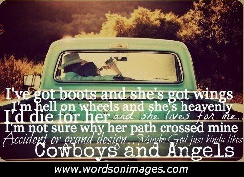 Cowboy Love Quotes. QuotesGram