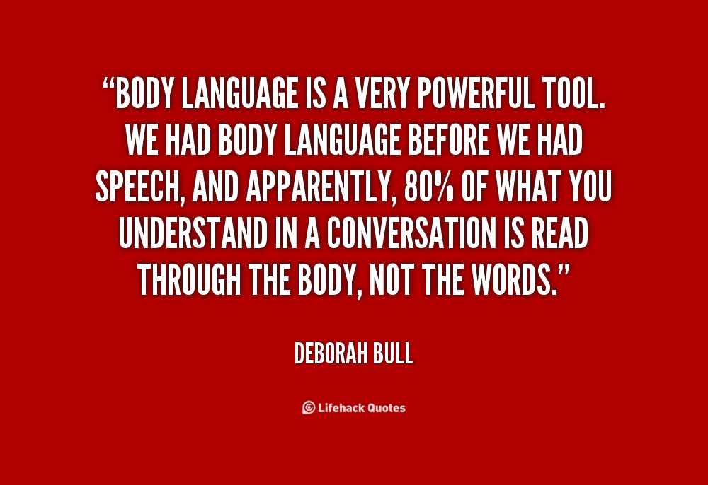 Powerful Quotes About Body. QuotesGram