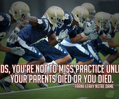 American football quotes inspirational