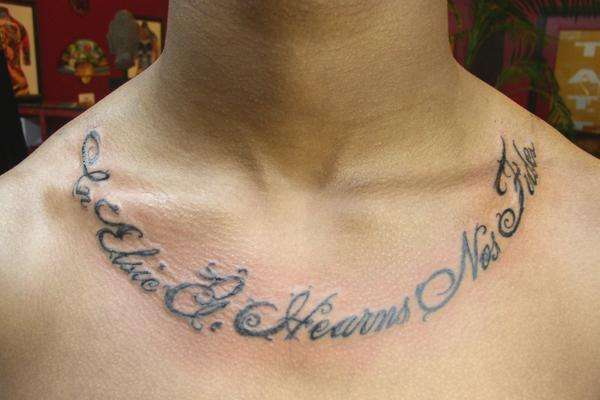 Tattoos Love Quotes French. QuotesGram - photo#32