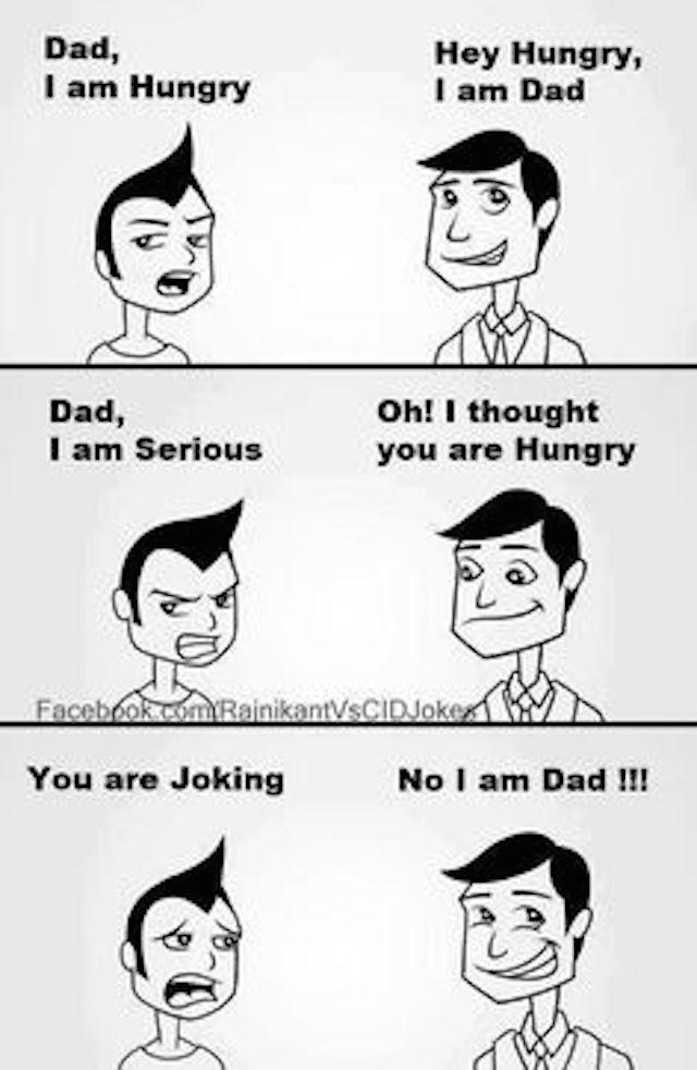 dad innocent