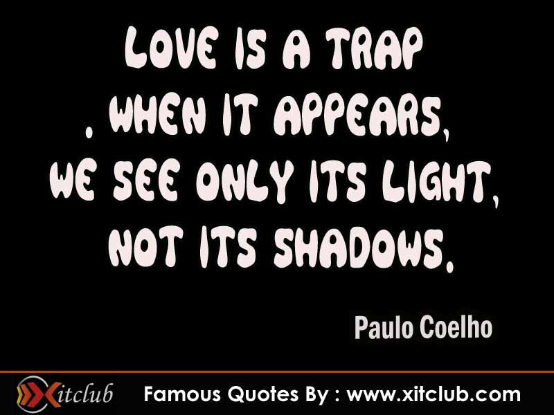 Famous Quotes By Paulo Coelho. QuotesGram