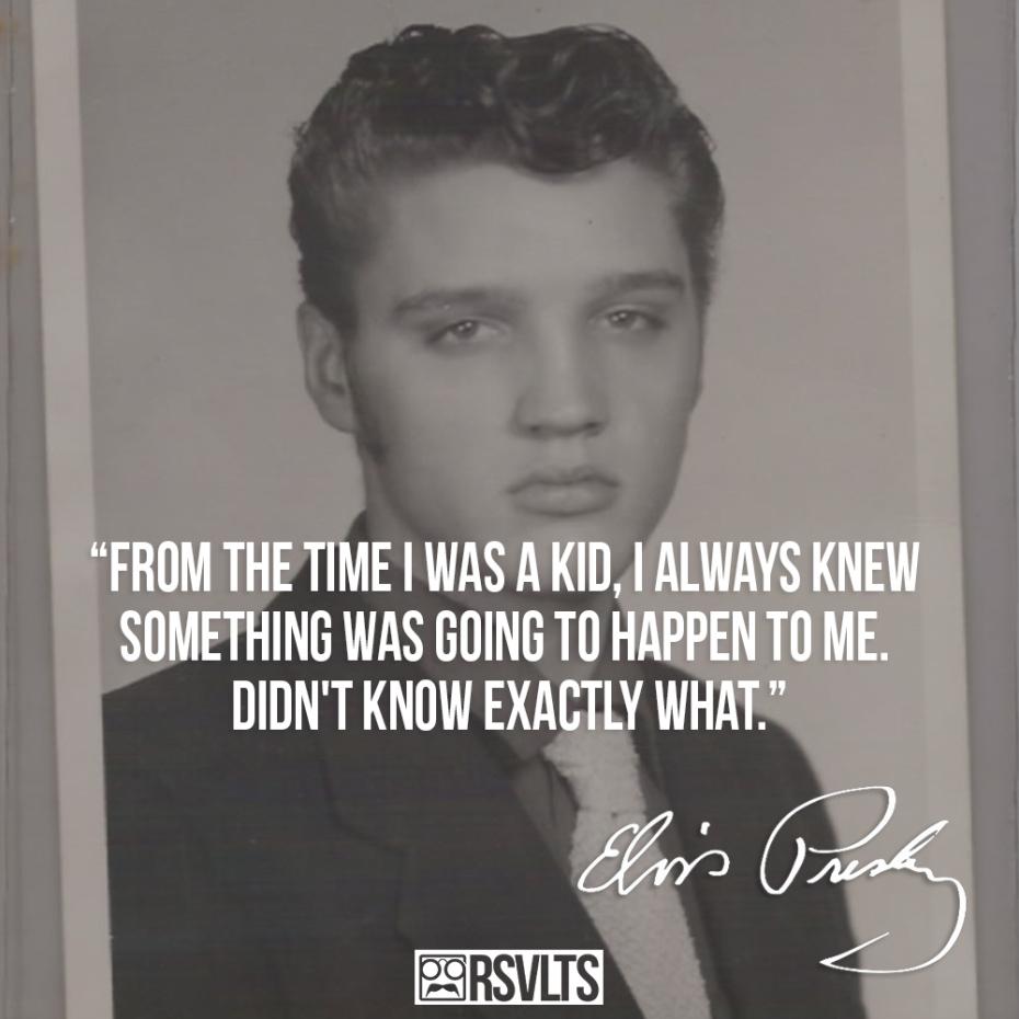 Famous Elvis Quotes: Famous Quotes By Elvis Presley. QuotesGram