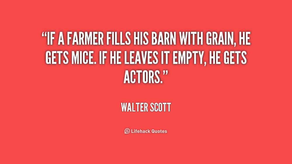 Barn Quotes. QuotesGram