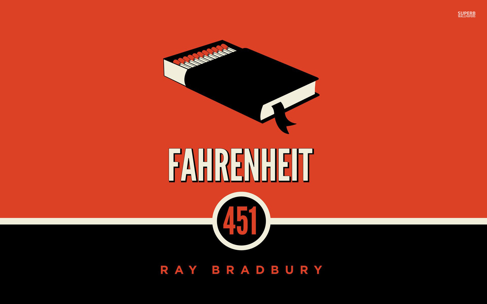 how fahrenheit 451 relates to the Filled with stunning figurative language, fahrenheit 451 explores a society in which books are illegal.