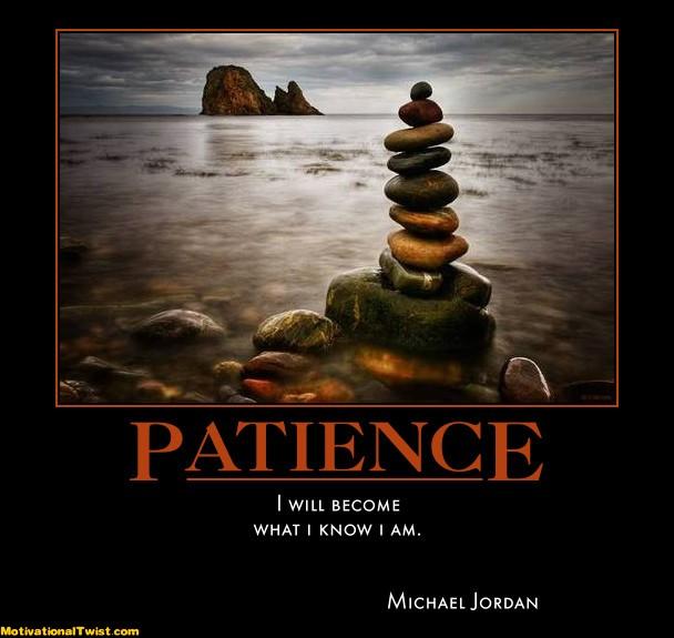 Spiritual Quotes Motivational: Funny Patient Quotes. QuotesGram