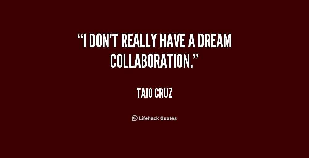 Collaborative Teaching Quotes ~ Collaboration quotes quotesgram