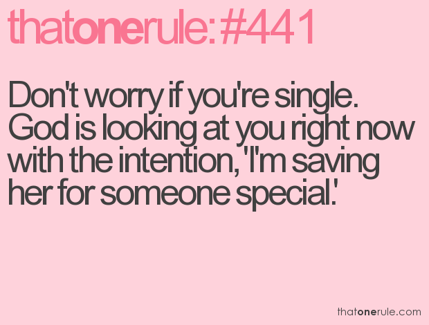Being Single Quotes Fo...