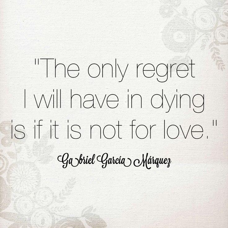 Quotes About Love For Him: Gabriel Garcia Marquez Love Quotes. QuotesGram