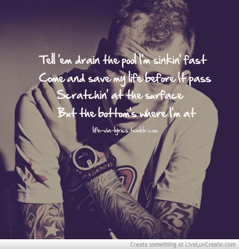 Machine Gun Kelly Inspirational Quotes Quotesgram