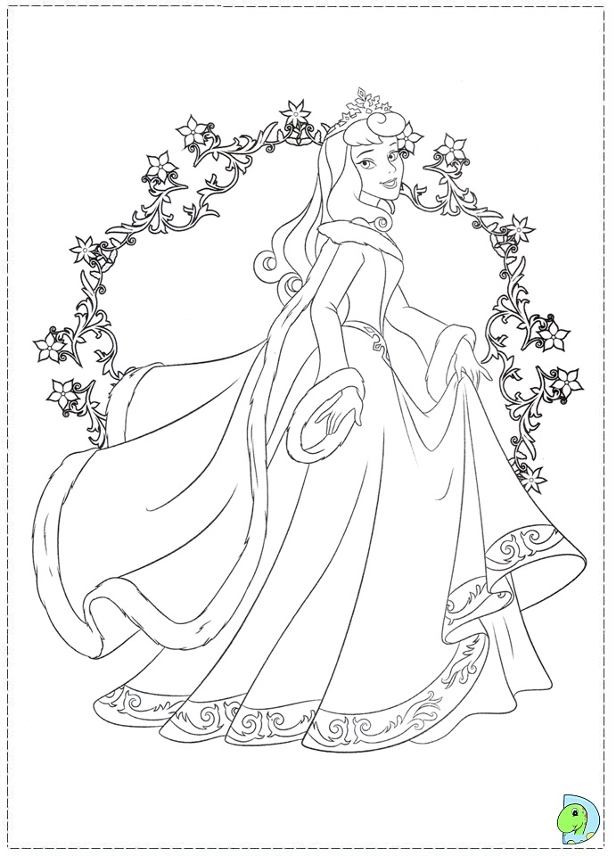 first disney characters coloring pages - photo#31