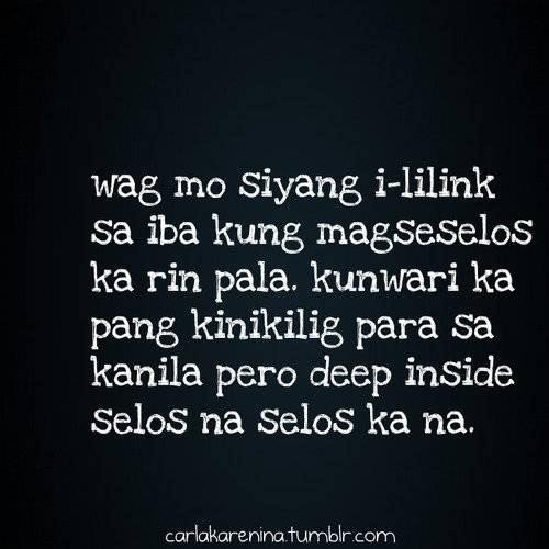 Hurt Quotes For Him Tagalog: Tagalog Quotes About Broken Heart. QuotesGram
