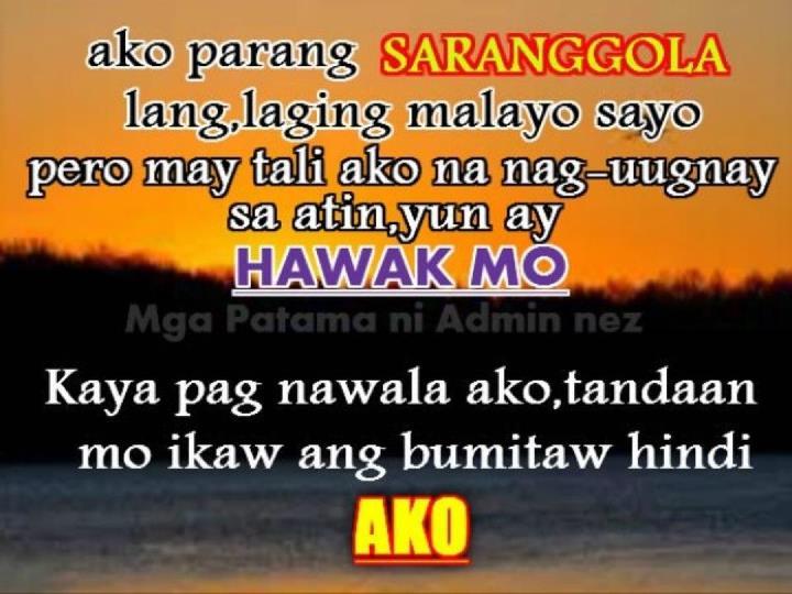 Tagalog Quotes Sa Kaibigan. QuotesGram