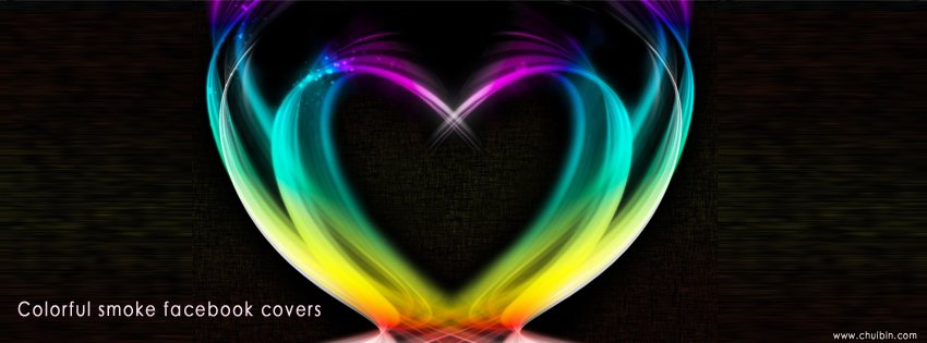 Colorful Love Cover Photos