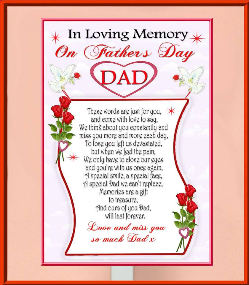 In Loving Memory Of Deceased Father Quotes. QuotesGram