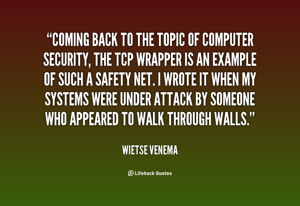 Computer Science Quotes Quotesgram: Quotes About Computer Security. QuotesGram
