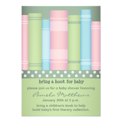 Book Quotes Baby Shower. QuotesGram