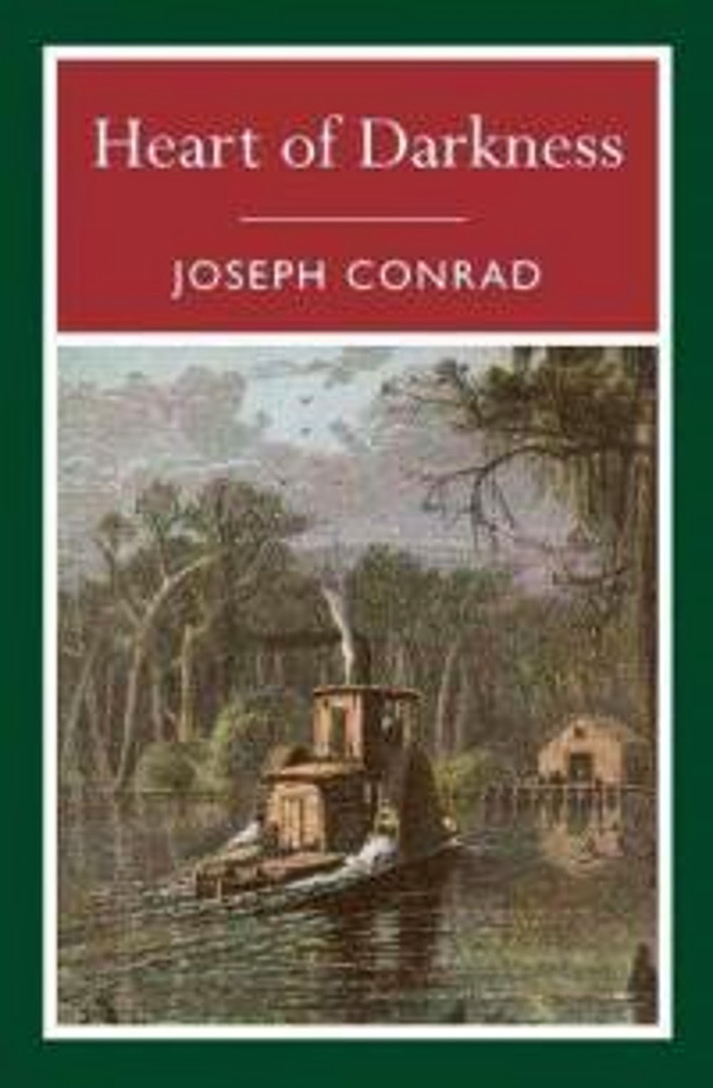 an analysis of the victorian and modern literary values in joseph conrads heart of darkness Joseph conrad's heart of darkness the imperialism of heart of darkness english literature and therefore adds value to the argument that heart of darkness.