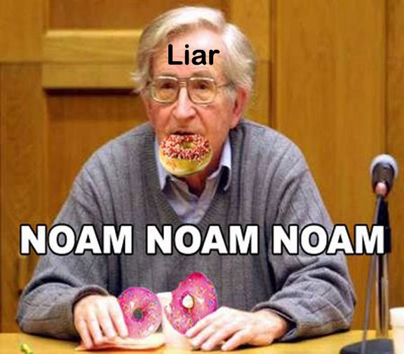 The use of noam chomskys propaganda