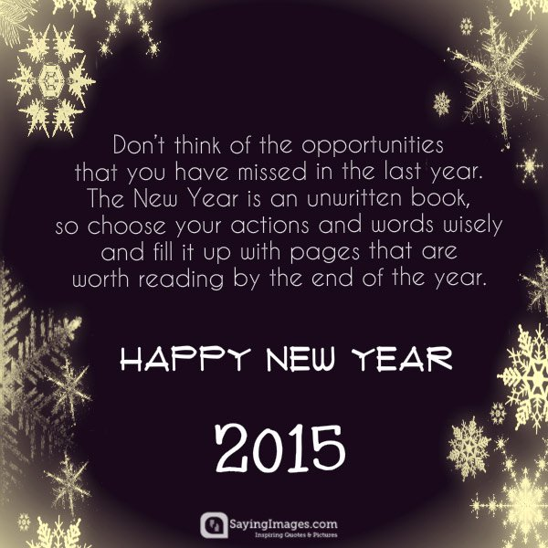 New Quotes For New Year: New Years Resolution Quotes. QuotesGram