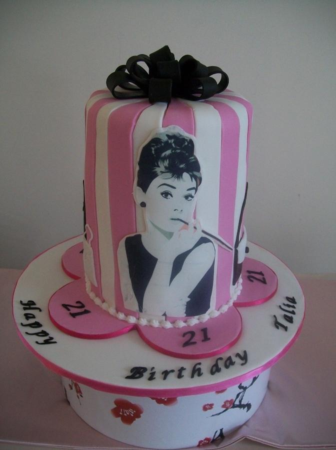 Quotes Audrey Hepburn Cake Quotesgram