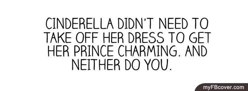 Prince Charming Quotes Fb Cover. QuotesGram