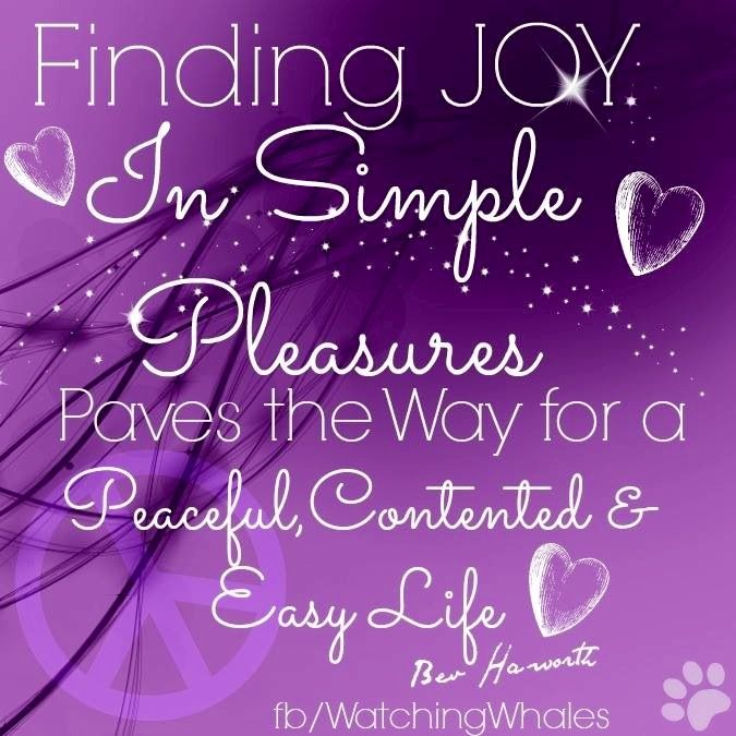 Quotes About Simple Life Simplicity: Simple Pleasures Quotes. QuotesGram