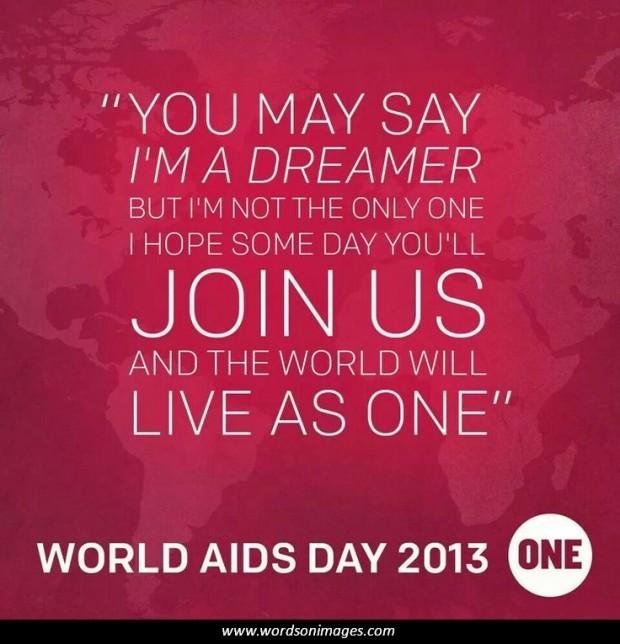 Famous Aids Quotes. QuotesGram