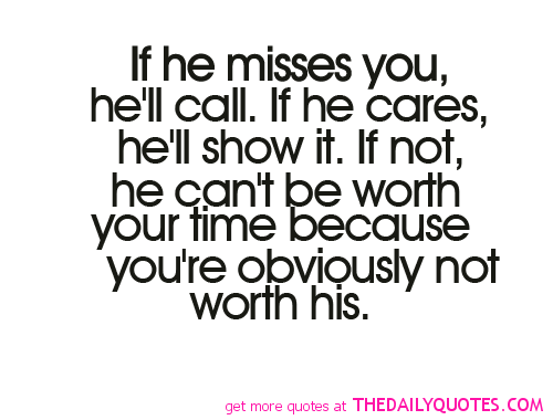 If He Loves You Quotes. QuotesGram