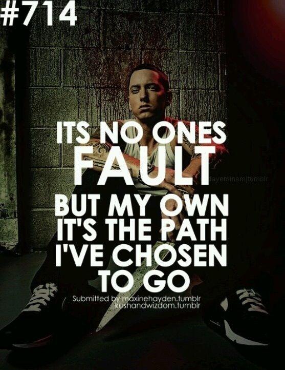 Eminem Quotes Quotesgram