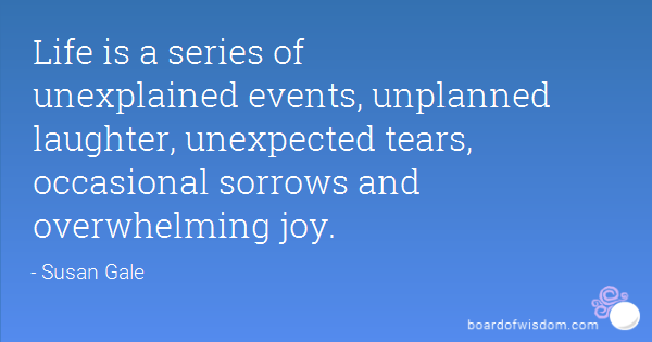 life changingsurviving lifes unexpected events 24 quotes - additionally, great-quotes has more than 25 million other easily searchable movie, proberbs, sayings and famous quotes we have also selectively chosen a large collection of inspirational, life, motivationa, friendship, graduation and funny quotes to help motivate and brighten your day.