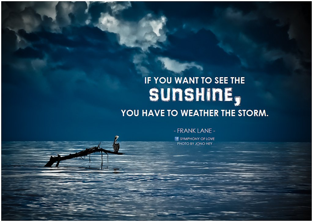 Quotes About Life And Weather. QuotesGram
