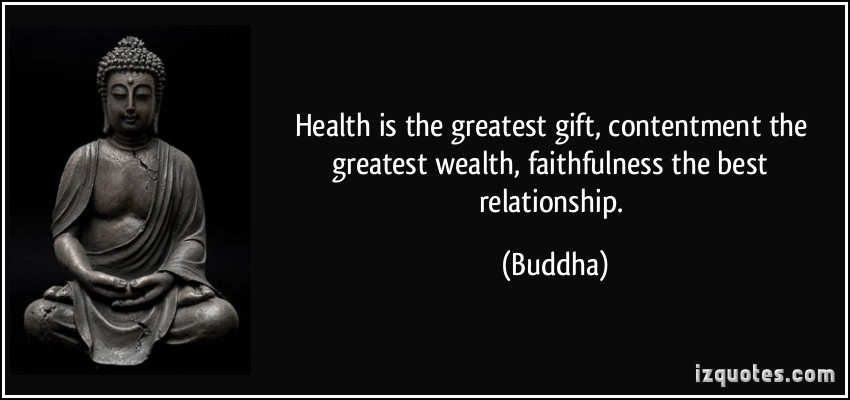 health is the greatest wealth essay Happiness and your health  energies on things that will give us the greatest instant  placing too much importance on material wealth can make people.