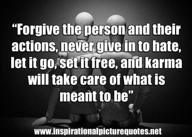 Karma Will Get You Quotes: Inspirational Quotes Karma. QuotesGram