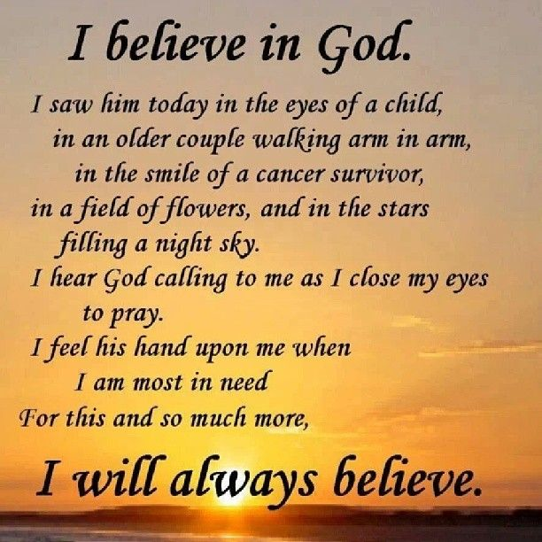 Believe In God Quotes. QuotesGram