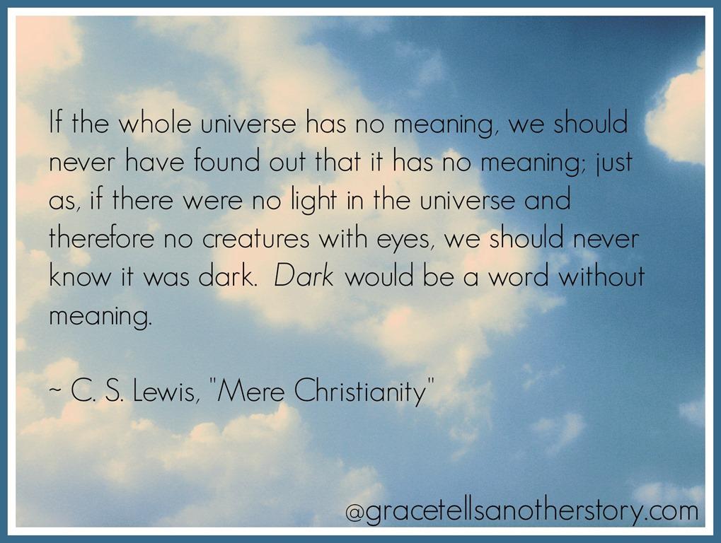 C.S. Lewis: Mere Christianity