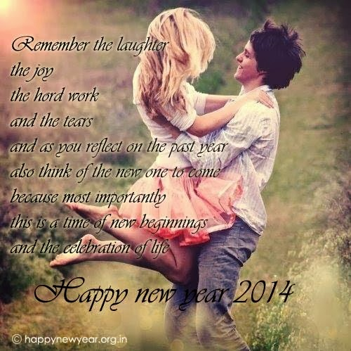 New Year Music Quotes: Couple Quotes Loving And Happy New Year Sayings 2015