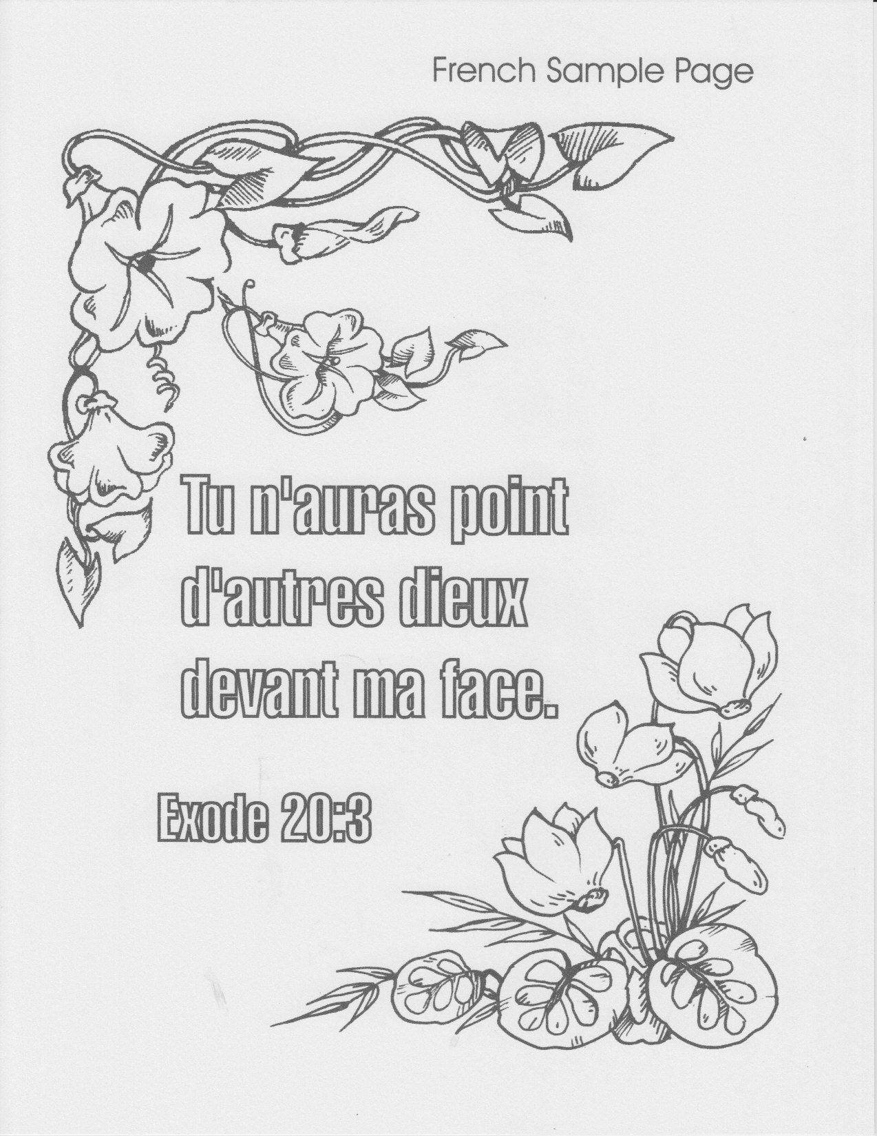 kjv bible verse coloring pages | Bible Quotes For Safety. QuotesGram