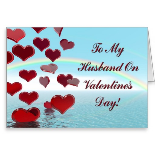 To My Husband Quotes Happy Valentines Day Quotesgram