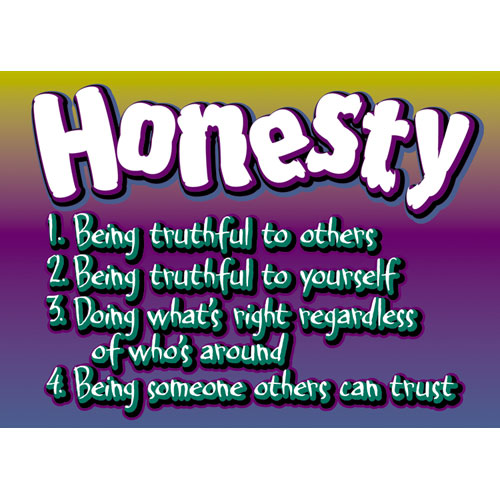 the meaning of honesty is truthfulness essay