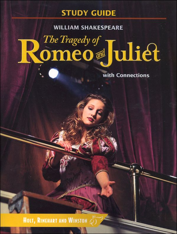 an analysis of william shakespeares the tragedy of romeo and juliet