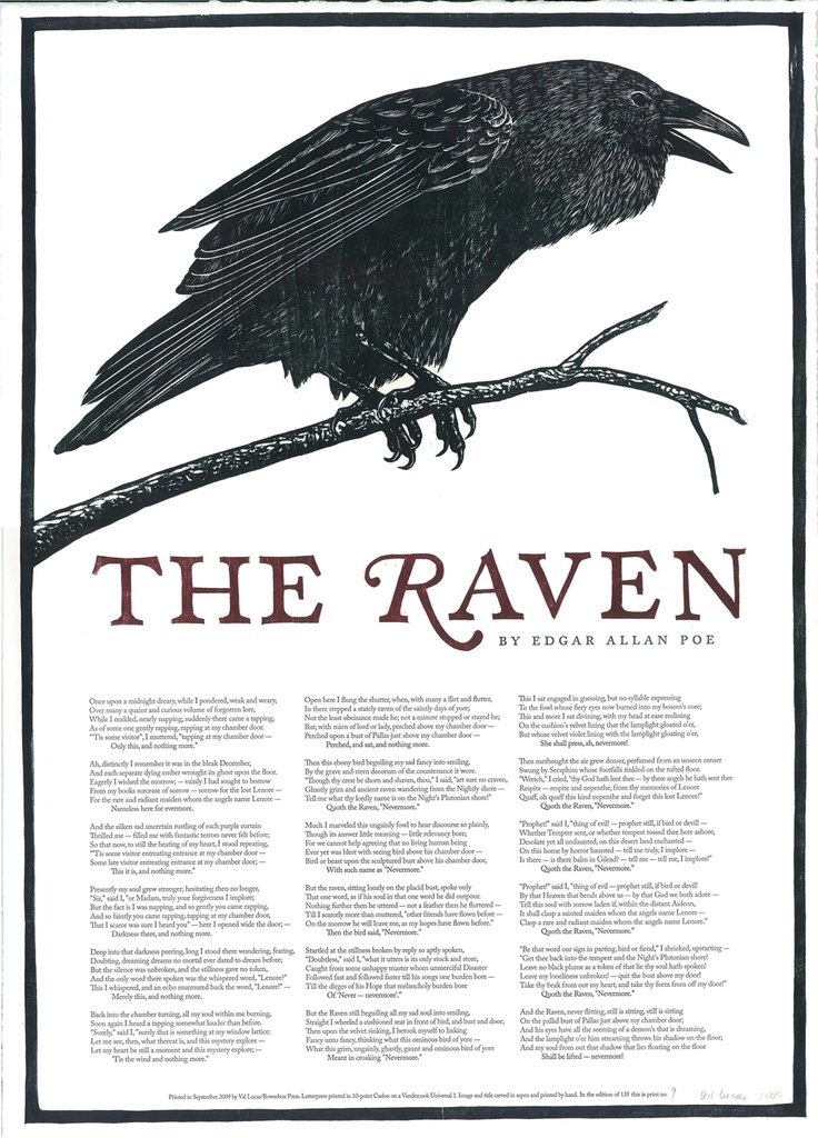 The Raven by Edgar Allan Poe: Theme and Analysis
