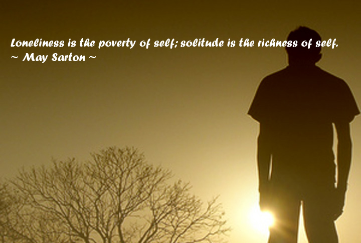 Quote about loneliness