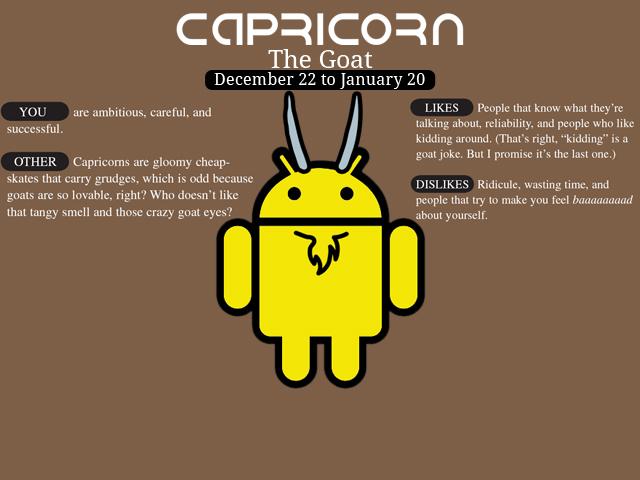 funny capricorn quotes quotesgram