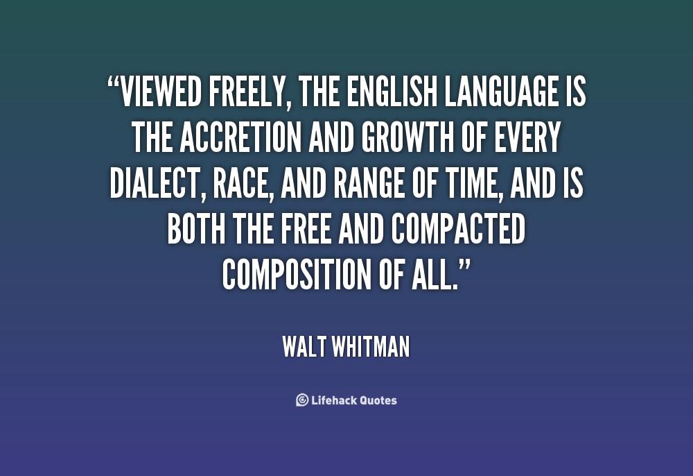 dh lawrence essay whitman Walt whitman whitman, walt - essay  whitman and the homosexual republic, in walt whitman: the centennial essays,  d h lawrence.