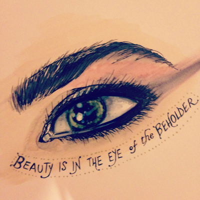 essay beauty eye beholder Beauty Lies in the Eye of the Beholder