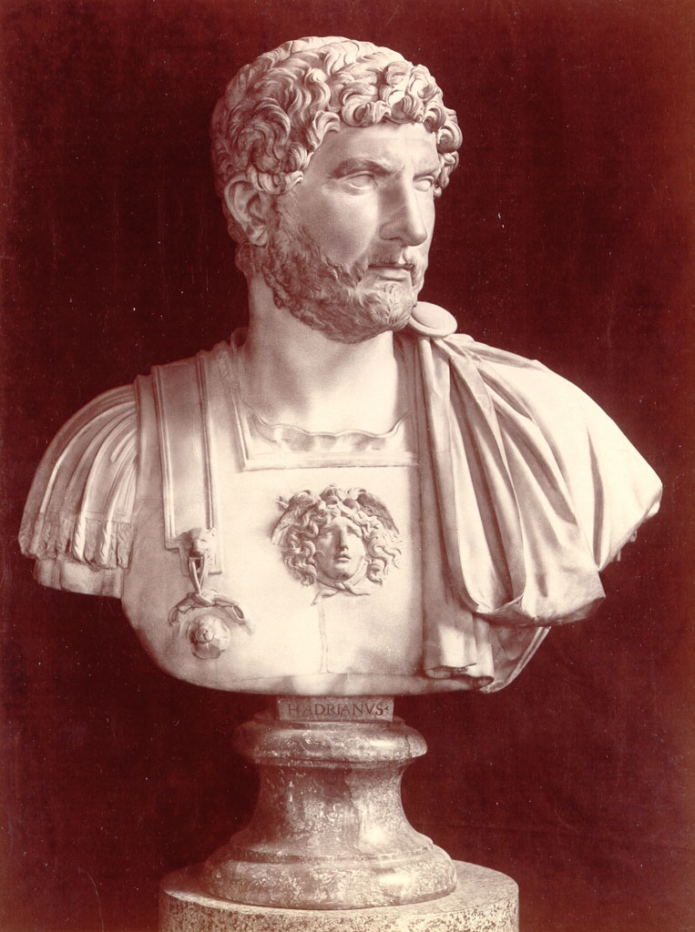a biography and life work of hadrian a roman emperor Explore the life and accomplishments of the roman emperor hadrian in this lesson then, test your understanding of roman culture, the empire and.