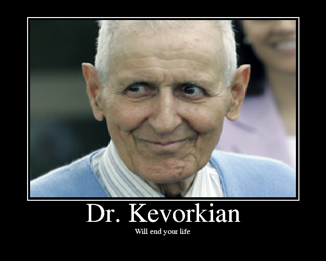 an analysis of the topic of the doctor kevorkian and the death doctors There has long been a debate on physician assisted suicide in  with the doctor being jack kevorkian  assisted suicide is doctors assist patients who.