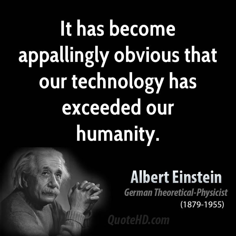 Einstein Quotes On Hum...